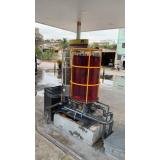 distribuidor de filtro de diesel para posto de combustível Serra da Cantareira