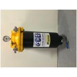 filtro de óleo diesel para posto de combustível