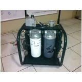 filtro para diesel valores Cantareira