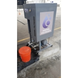 fornecedor de filtro prensa para diesel Água Funda