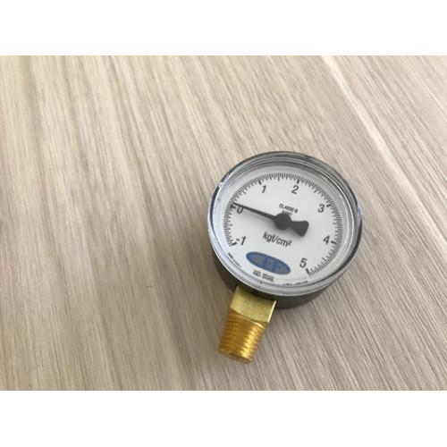 Mano vacuômetro para filtro de linha
