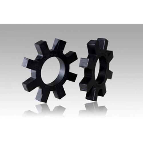 Elemento elástico para diversos acoplamentos Flexíveis
