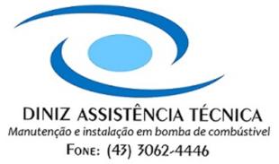 Logo Diniz assistência técnica