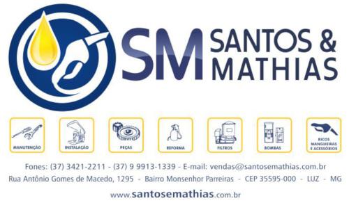Logo SM - Santos e Mathias